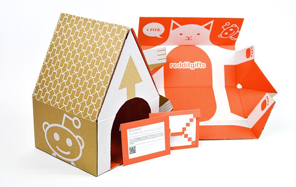 reddit gifts packaging