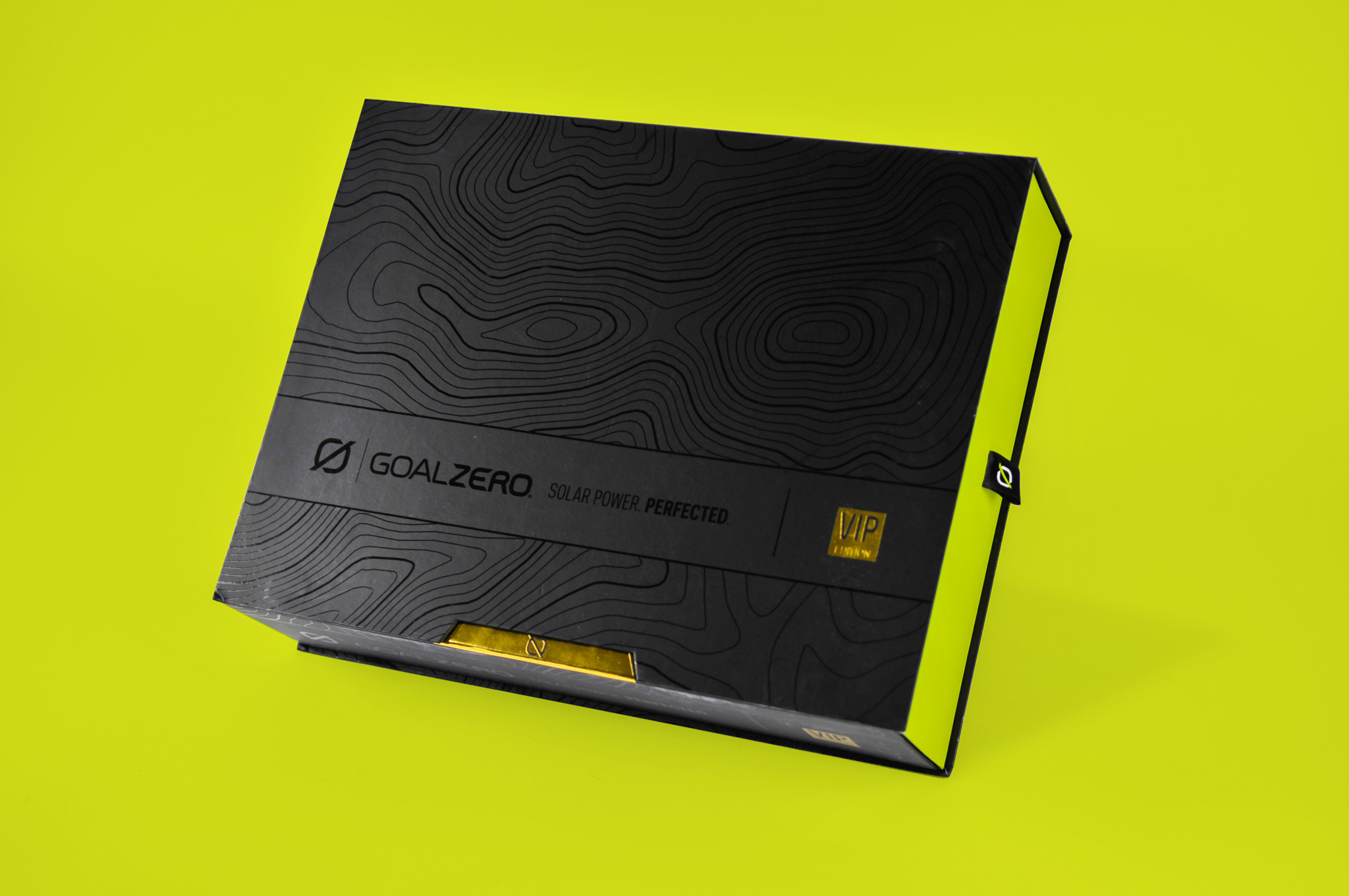 goal zer vip packaging